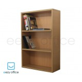 DOBE THREE-LEVEL BOOKSHELF