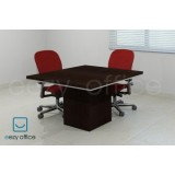 SQUARE SLOANE MEETING TABLE